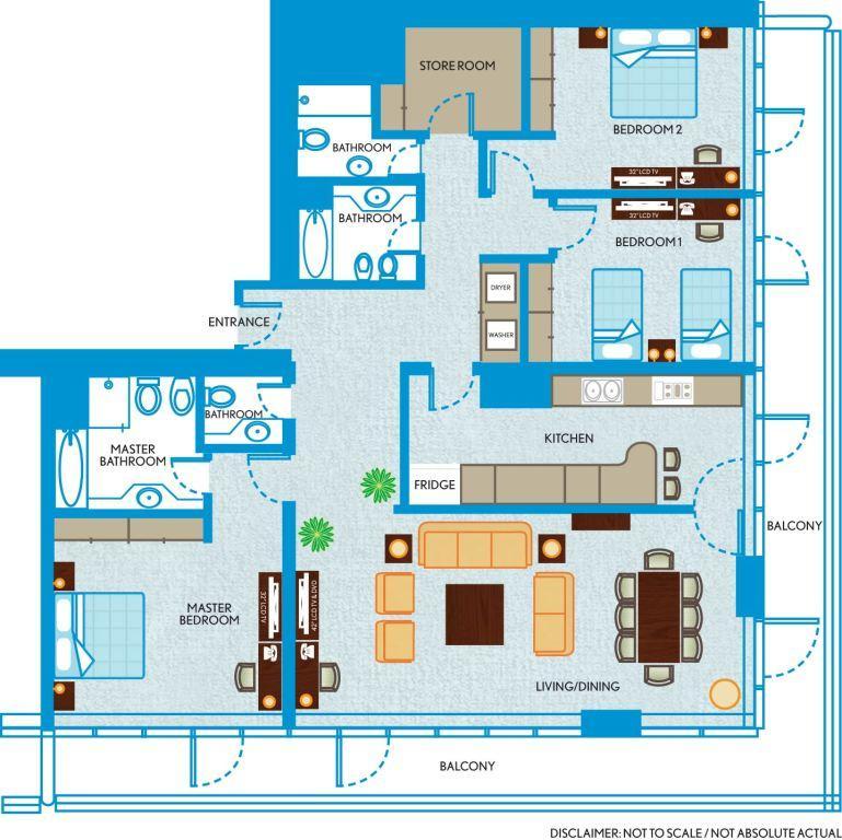 Eric's Apartment