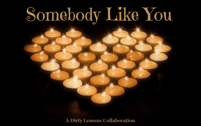 Somebody Like You Banner