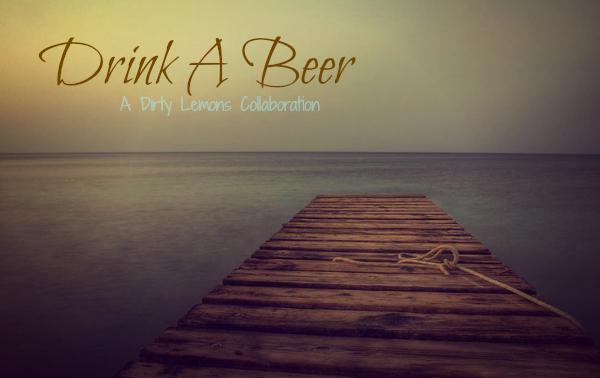 Drink A Beer Banner