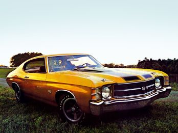 Sookie's 71 Chevelle SS